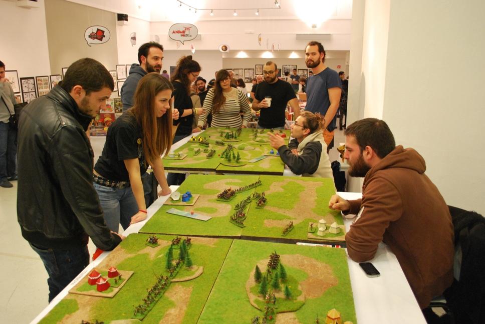Ελληνικός Σύλλογος Φίλων Ιστορίας και Παιγνιδιών Στρατηγικής 11η Έκθεση Παιχνιδιών Στρατηγικής