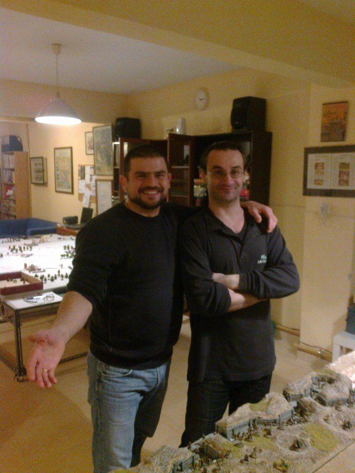 Ελληνικός Σύλλογος Φίλων Ιστορίας και Παιγνιδιών Στρατηγικής Γραμμή Χίντεμπουργκ